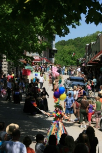 Eureka Springs Parade