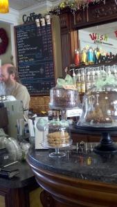 eureka springs coffee shop