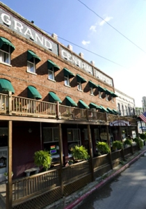 eureka springs lodging grand central hotel