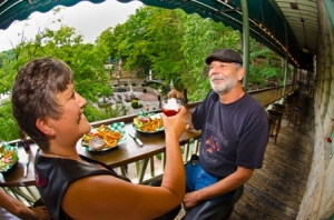 eureka springs motorcycle travel