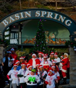 eureka springs christmas festival