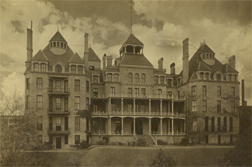 americas most haunted hotel esp weekend