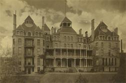 americas most haunted hotel esp weekend