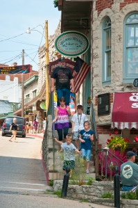 eureka springs family vacation
