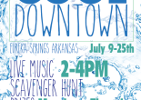 eureka springs things to do downtown
