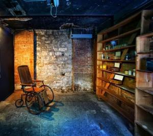 americas most haunted hotel eureka springs