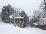 eureka springs in the snow