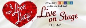 valentines walton arts center i love lucy