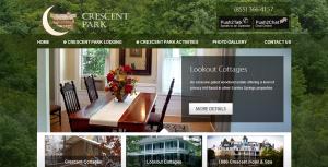 crescent cottages eureka springs crescent hotel