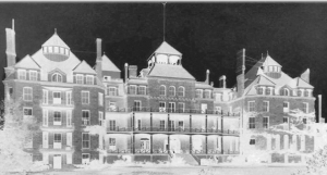 eureka springs most haunted hotel