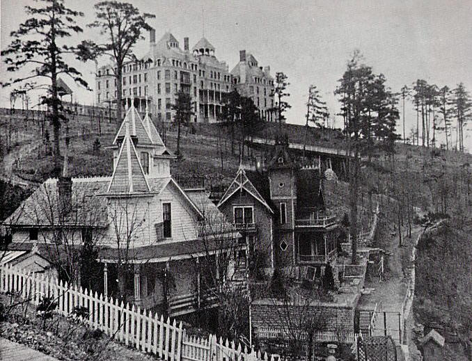 Fall Under The Spell Of Haunted Eureka Springs The