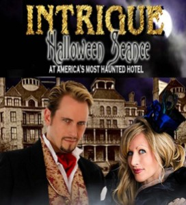 eureka springs halloween intrigue theater