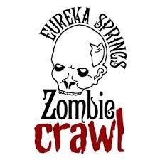 eureka springs zombie crawl