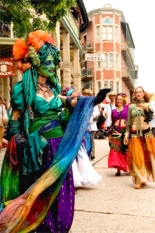 The ArtRageous Parade