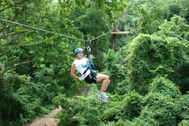 Safe and secure, Ozark Mountain Ziplines are the #1 attraction in Eureka Springs!