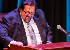 Joey DeFrancesco Trio performs at Cabaret Jazz at The Smith Center For Performing Arts in Las Vegas, NV on March 20, 2012. © RD/ Kabik/ Retna Digital ***HOUSE COVERAGE***