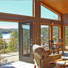 Beaver Lakefront Cabins